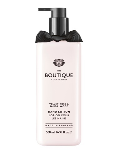 Boutique Velvet Rose & Sandalwood El Kremi 500 ml Renksiz
